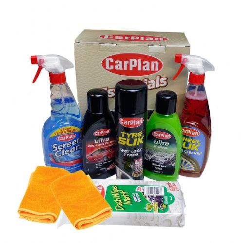 Carplan  Cleaning kit (Gift pack)